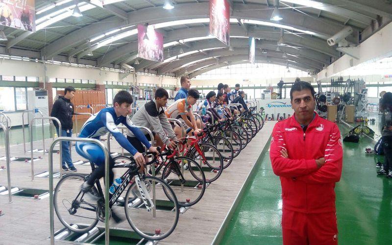 مدرک بینالمللی دوچرخهسواری برای مربی مس