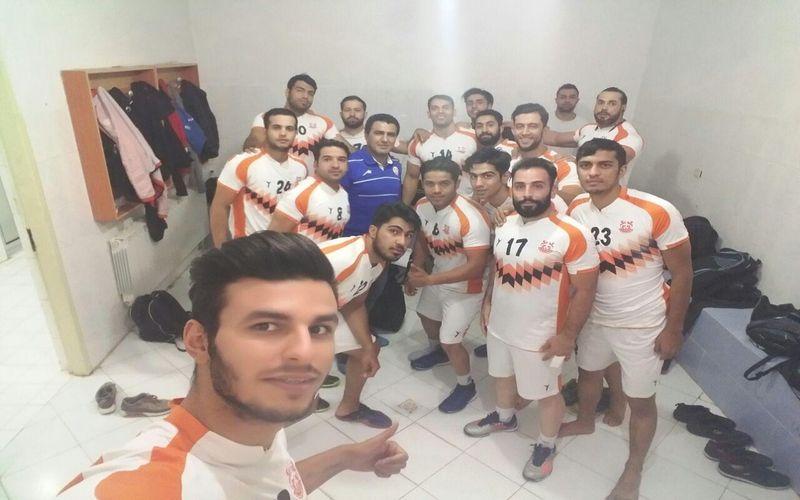 یک امتیاز با ارزش هندبال در بافق و شکست بسکتبال مس در خانه (عکس)