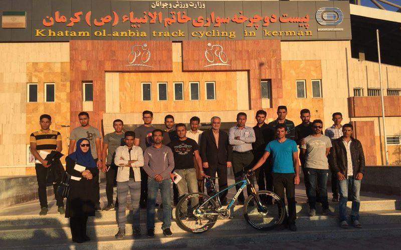 مدیرعامل باشگاه مس مطرح کرد؛تقدیر شایسته و حمایت هرچه بیشتر از تیم دوچرخهسواری