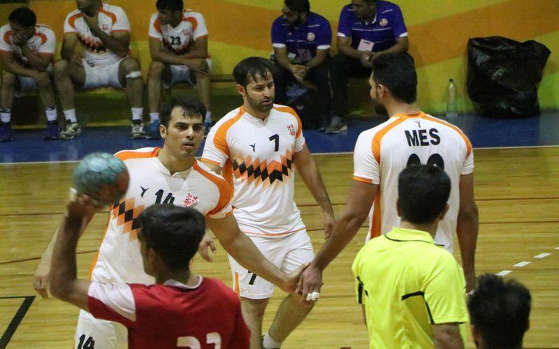 پیروزی شیرین هندبال مس در آخرین بازی نیم فصل اول