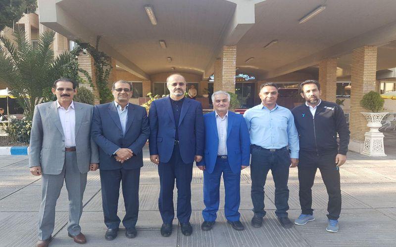 پیام مدیرعامل شرکت مس برای صعود تیم فوتبال مس به لیگ برتر
