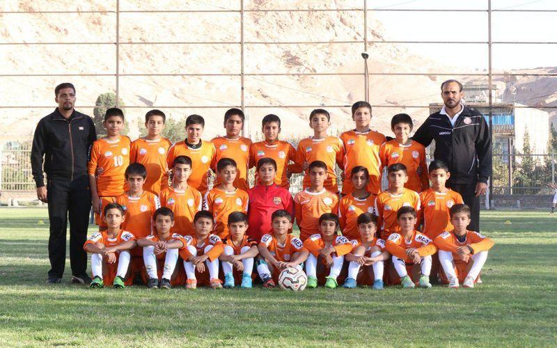 تمرینات منظم و تجهیزات کامل تیمهای آکادمی باشگاه مس(عکس)