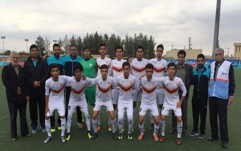 پیروزیهای شیرین نوجوانان و جوانان مس در لیگ برتر