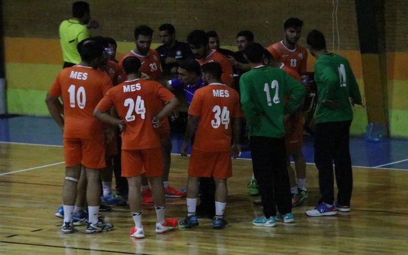 تکذیب دو خبر در رابطه با تیم هندبال مس از زبان سرپرست تیم