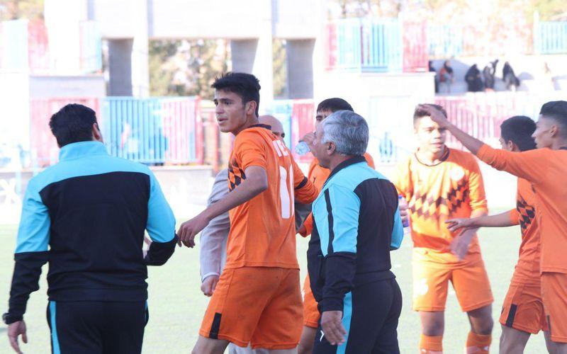 صدرنشینی مقتدرانه نونهالان و نوجوانان مس در لیگ برتر