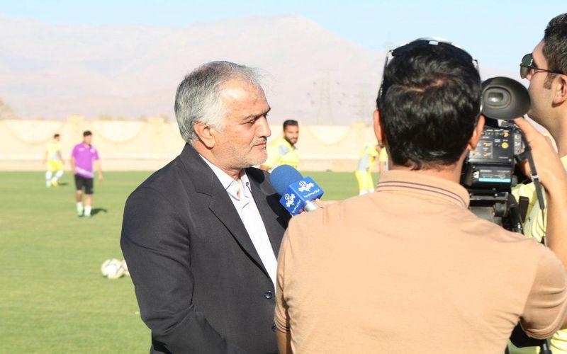 صحبتهای مفصل مدیرعامل باشگاه مس کرمان در برنامه عصر ورزش