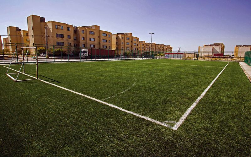 گزارشی از ساخت اماکن ورزشی از سوی شرکت مس/دوی استقامت در میدانِ تحقق عدالت ورزشی