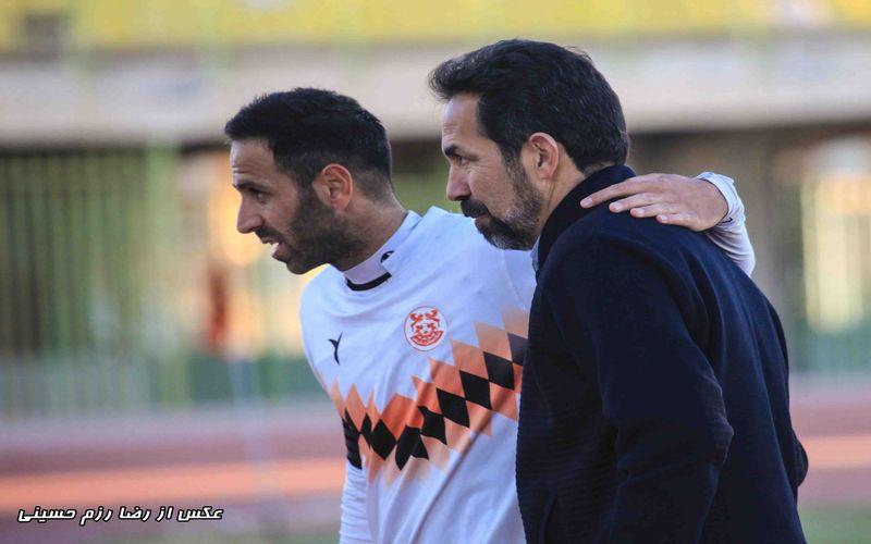 فرهاد سالاری: هدف ما در نیم فصل دوم صعود به لیگ برتر است