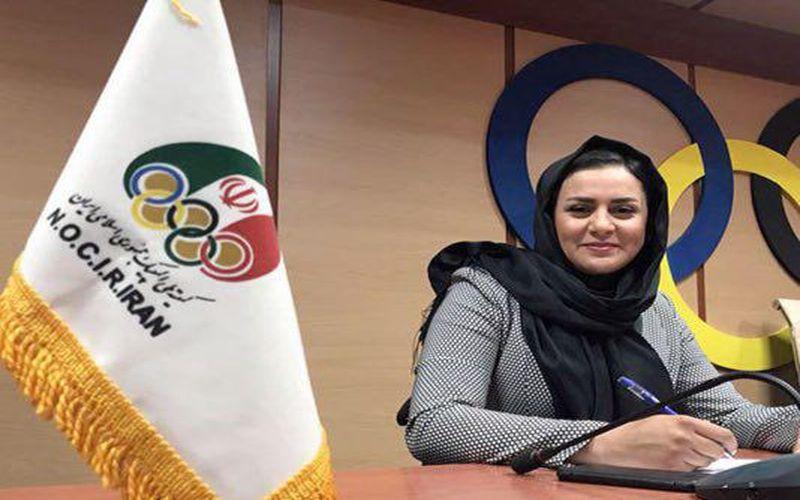 ورزشکار مس حامی حقوق ورزشکاران ایرانی/تیرهای نعمتی برای احقاق حق ورزشکاران