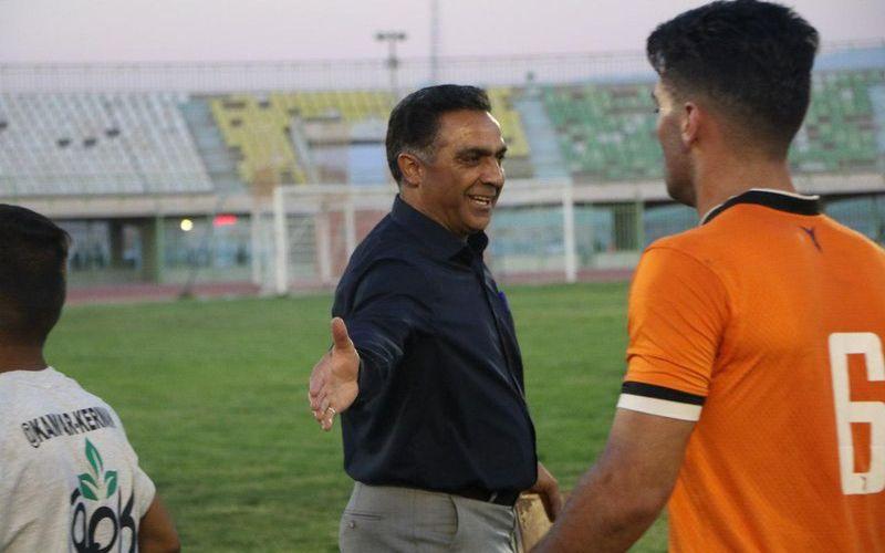 سرپرست تیم فوتبال مس: اردوی نیم فصل در کیش همراه با دوبازی دوستانه