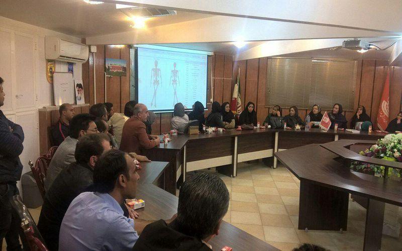 برگزاری نشست علمی آکادمی باشگاه مس با والدین بازیکنان