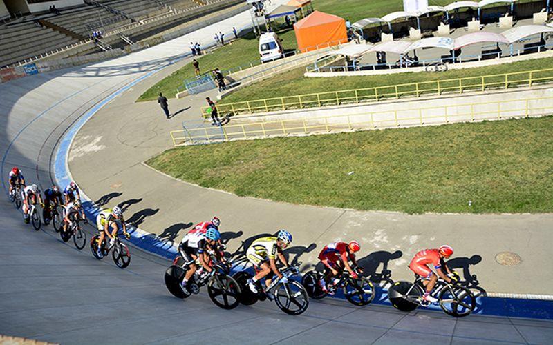 حضور پرتعداد دوچرخهسواران مس در اردوی تیم ملی