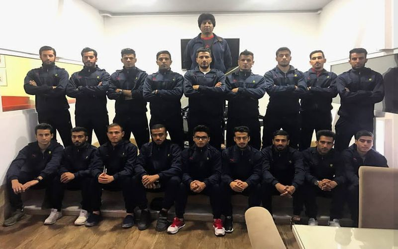 آمادگی تیم فوتبال مس ب برای بازی سخت با صدرنشین لیگ دو