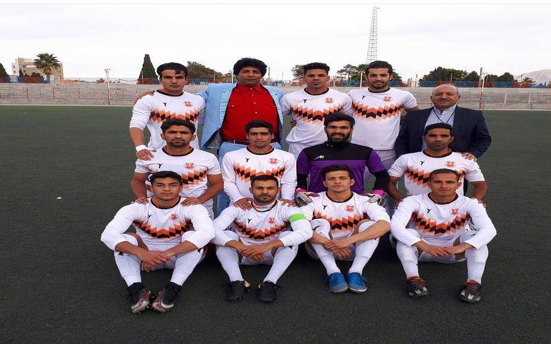 سرمربی تیم فوتبال مس ب: داور اجازه نداد کار بزرگ خود را در خرمشهر کامل کنیم