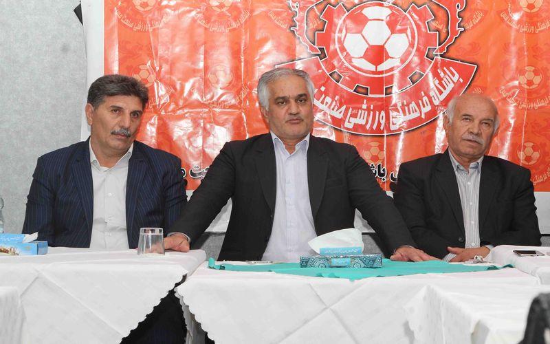 واکنش سیدامجد مسعودزاده به بحث استعفای خود از مدیرعاملی باشگاه مس