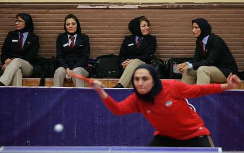 مشخص شدن زمان رقابت دختران پینگپنگ باز مس در لیگ برتر