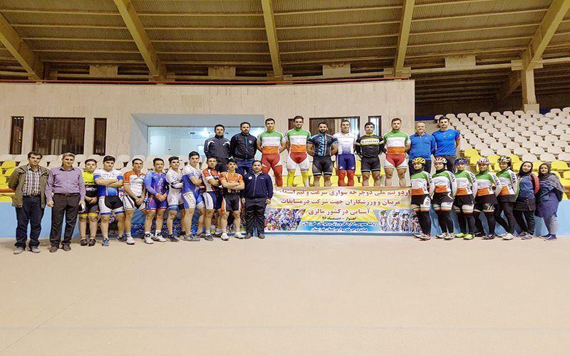دوچرخه سواران ملیپوش مس آماده کسب افتخار بینالمللی در مالزی