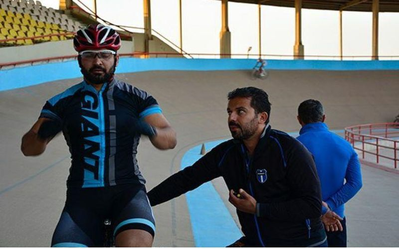 نظر سرمربی دوچرخهسواری مس و تیم ملی در رابطه با رقابتهای قهرمانی آسیا