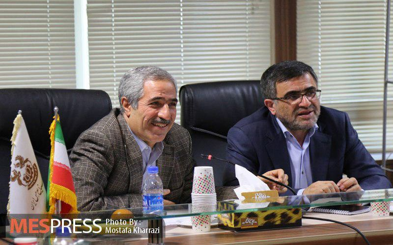 تبریک و آرزوی موفقیت برای مدیرعامل جدید شرکت ملی صنایع مس