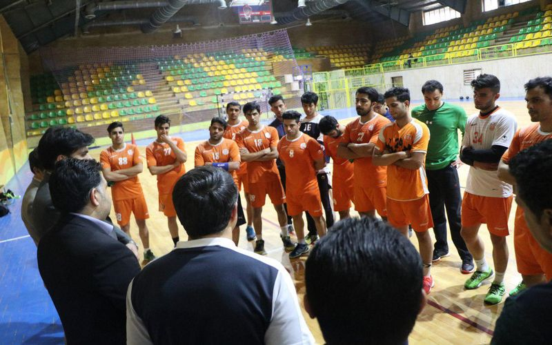 برنامه بازی تیمهای مس/مصاف حساس هندبال مس در تهران