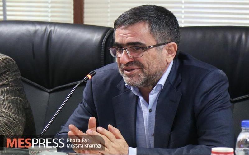 بازدید سرزده مدیرعامل شرکت مس از ورزشگاه شهدای مس کرمان
