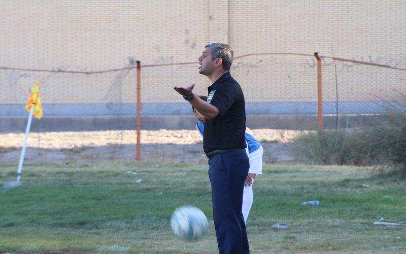 محمد کهندل: کار سختی با تیم زیر 15 سالهها در بوشهر داریم