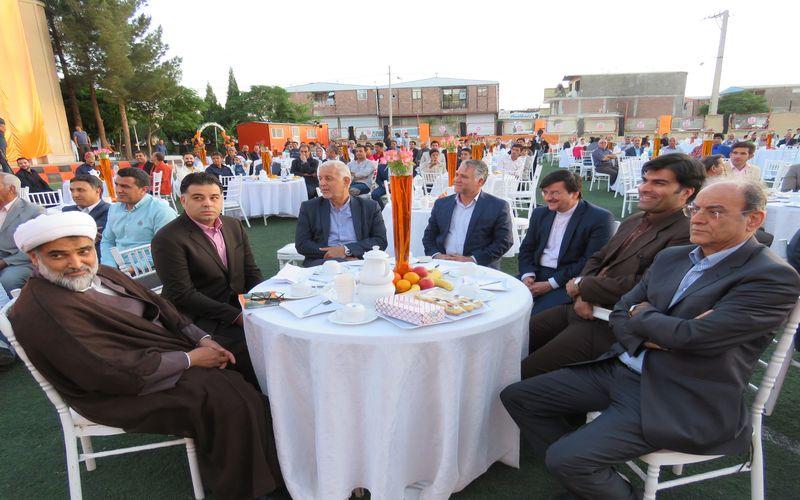 حضور مقامات وزارت ورزش و فدراسیون فوتبال در باشگاه مس