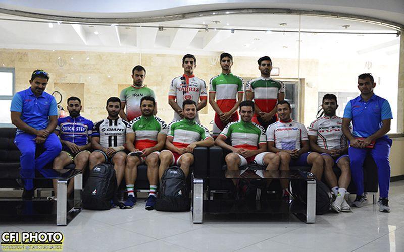 سه دوچرخهسوار ملیپوش مس در مالزی برای جاکارتا آماده میشوند