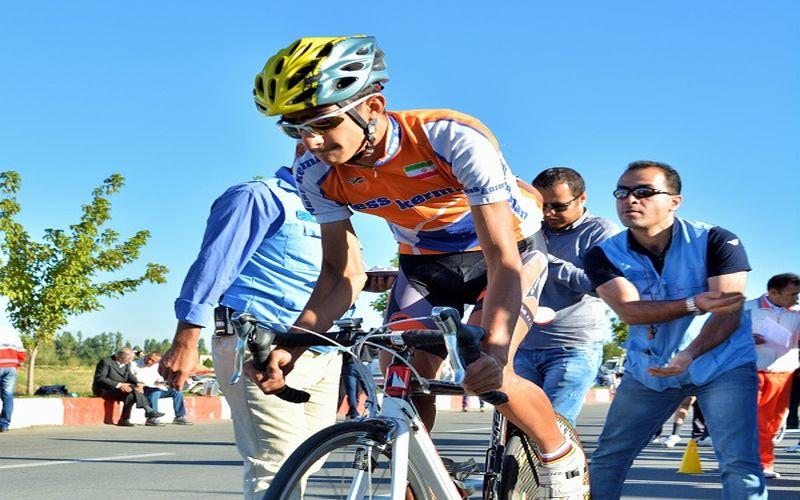 آغاز رقابتهای لیگ برتر دوچرخهسواری در فصل جدید
