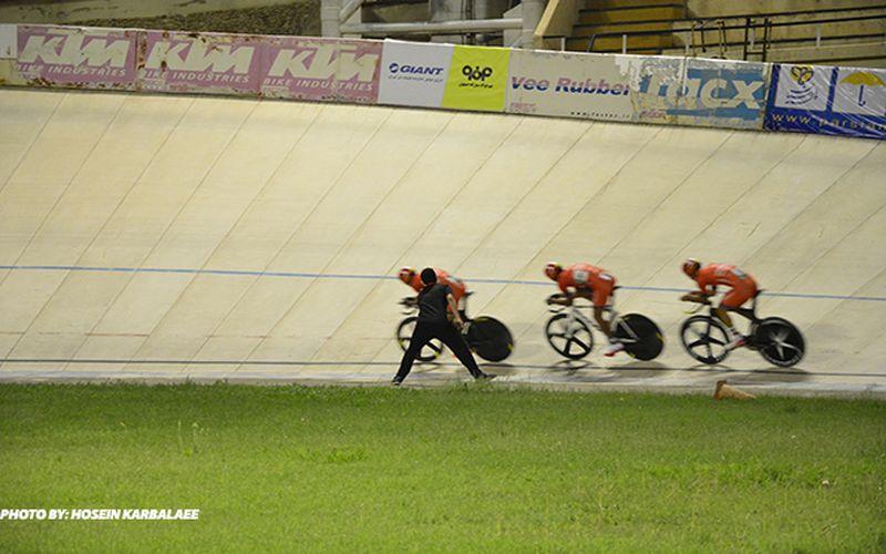 چند خبر از دوچرخهسواری باشگاه مس