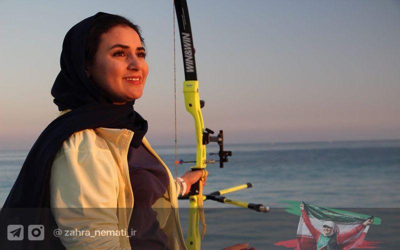 زهرا نعمتی: حضورم در بازیهای آسیایی قطعی نشده