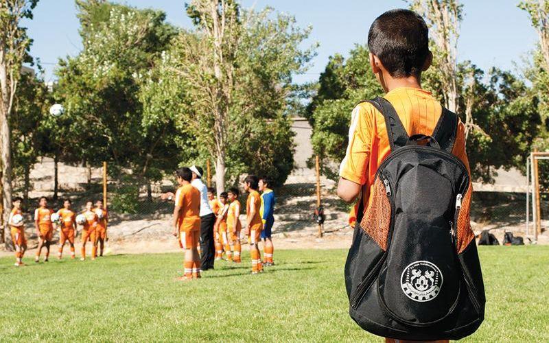 فراخوان ثبت نام مدرسه فوتبال باشگاه صنعت مس کرمان