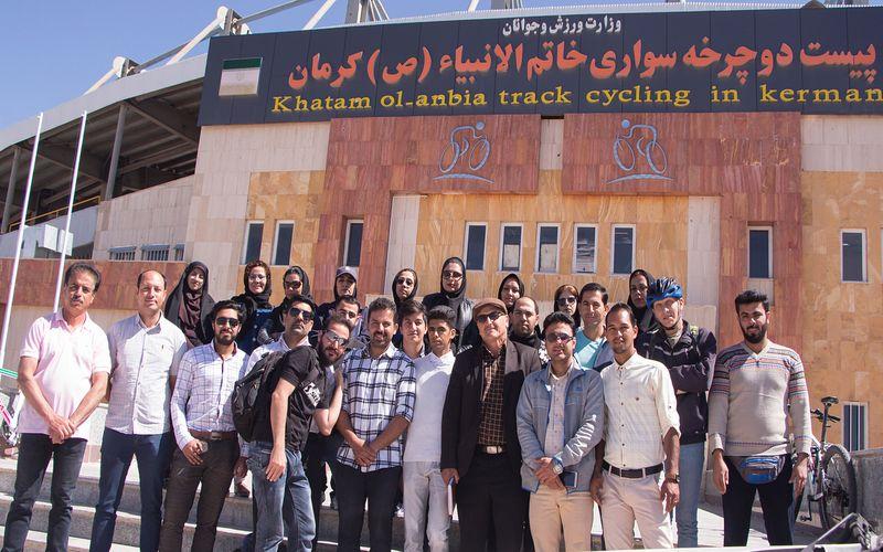موفقیت دوچرخهسواران باشگاه مس در کلاس مربیگری درجه 3