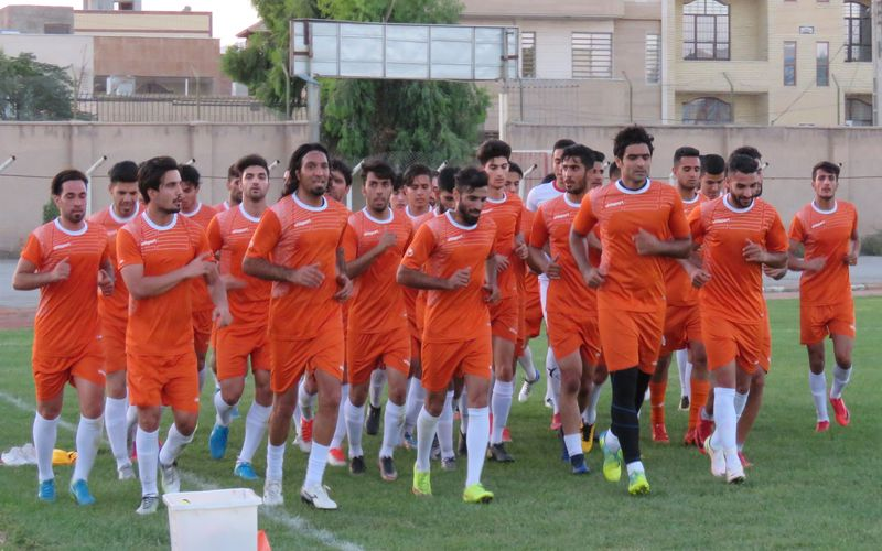 اردوی تدارکاتی مس در تهران و شمال/برنامه دو بازی دوستانه مس کرمان