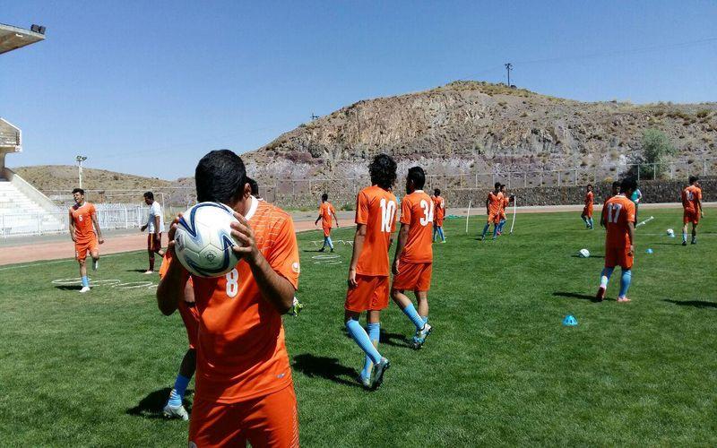 آغاز اردوی تدارکاتی مس نوین در شهر سرچشمه