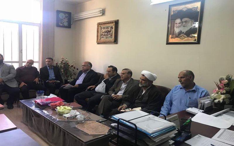 نشست مشاور فرهنگی ورزشی شرکت مس با هیاتهای ورزشی کرمان