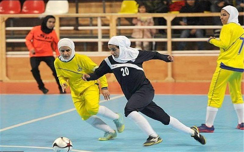 تعویق بازیهای تیم فوتسال دختران کویر مس