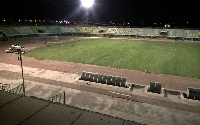 تمجید مسئول برگزاری مسابقات لیگ یک از آمادهسازی ورزشگاه باهنر