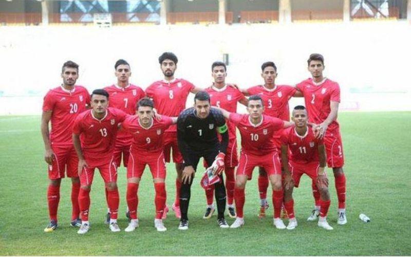 درخشش فوقالعاده علیرضا آرتا با لباس تیم ملی امید در المپیک آسیایی