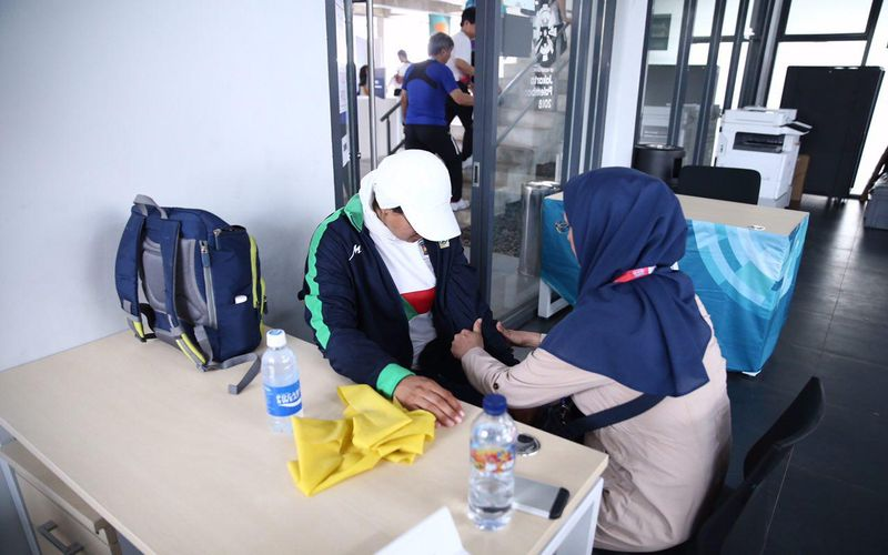 توضیحات زهرا نعمتی در رابطه با حذف عجیب از المپیک آسیایی جاکارتا