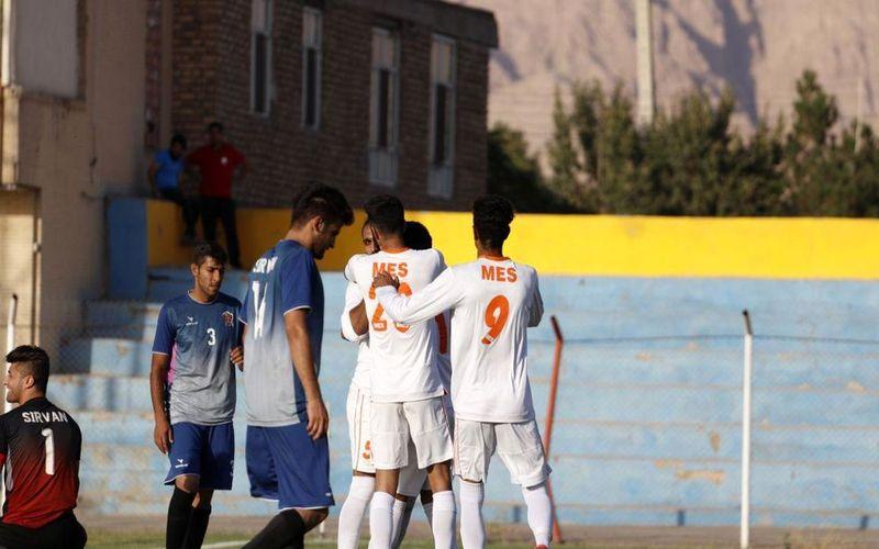 پیروزی مقتدرانه مس نوین در گام اول جام حذفی