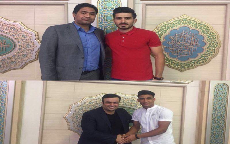 احسان جودکی و علی شهسواری دو بازیکن جدید مس کرمان