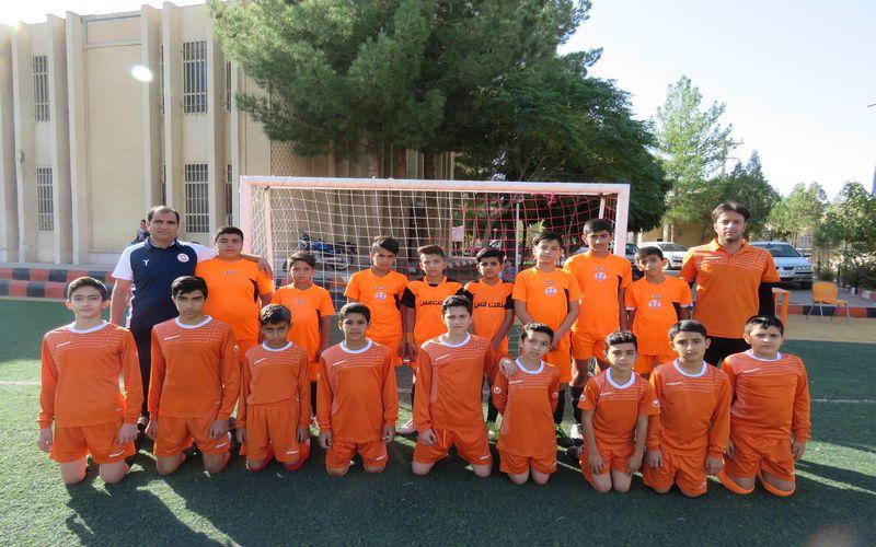 شروع ثبت نام ترم پائیزی مدرسه فوتبال باشگاه مس کرمان از 17 شهریور