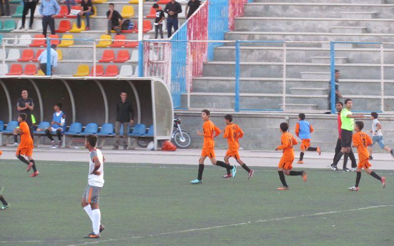 پیروزی شیرین نونهالان مس کرمان در المسینو(عکس)