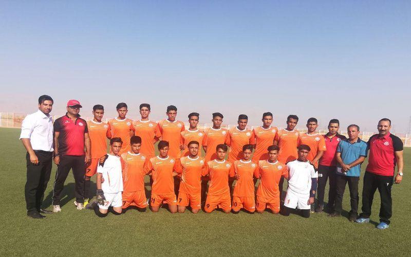 روند خوب تیمهای فوتبال زیر 15 و زیر 17 سالههای مس در مسابقات استانی