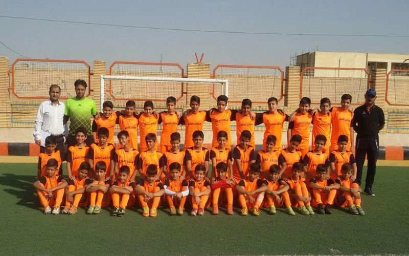 تمدید ثبت نام مدرسه فوتبال باشگاه مس تا هفتم مهر