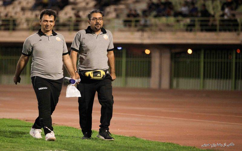 آخرین وضعیت مصدومان مس پیش از بازی با نود توسط معاونت پزشکی باشگاه
