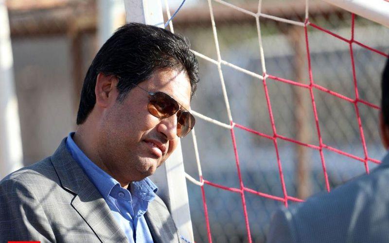تبریک سرپرست باشگاه مس به بازیکنان دعوت شده تیمهای پایه مس به تیم ملی