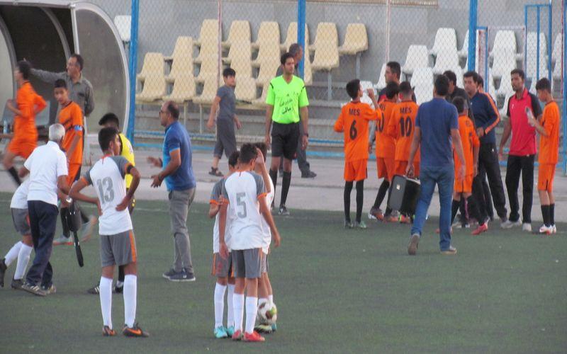 المسینو نونهالان در رفسنجان و آخرین بازی نیم فصل اول فوتسال دختران مس