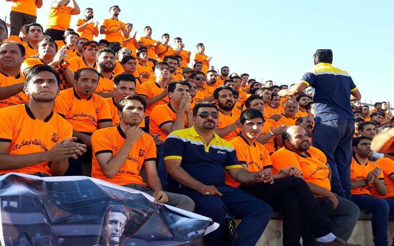 اطلاعیه اعزام هواداران مس کرمان به رفسنجان